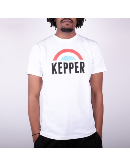 KEPPER T-SHIRT ROUND NECK TMC RAINBOW
