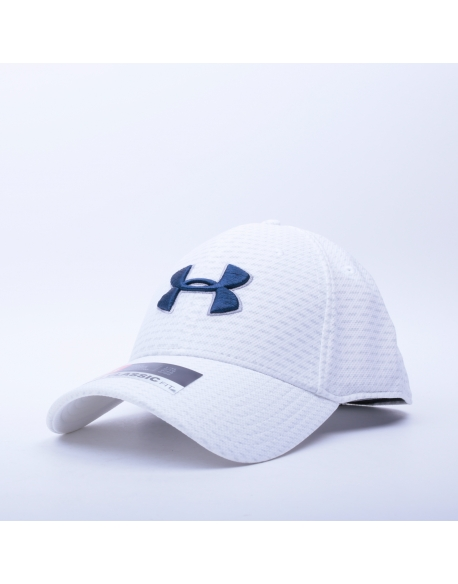 Under Armour Printed Blitzing 3 cap White