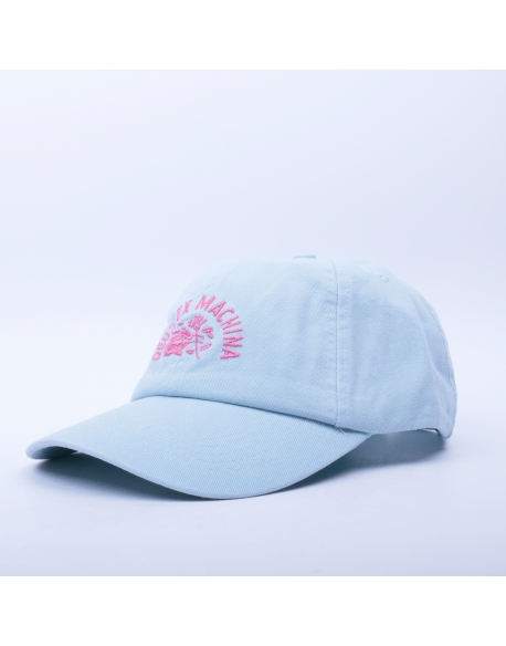 Deus Temple Bird Cap Blue