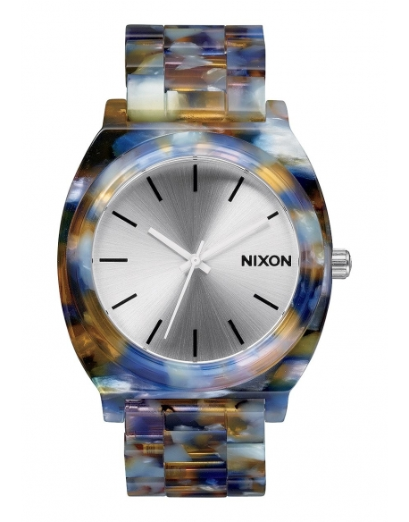 Nixon Time Teller Acetate Watercolor