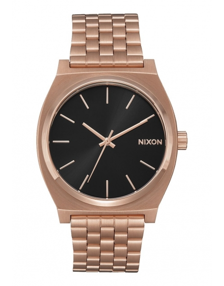 Nixon Time Teller All rose Gold – Black