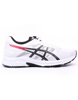 Asics Gel-Contend 4  White Classic Red