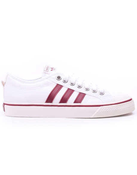Adidas NIZZA White Red