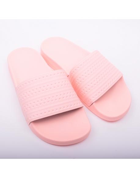 Adidas ADILETTE Orange Pink