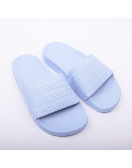 Adidas ADILETTE Blue Lila