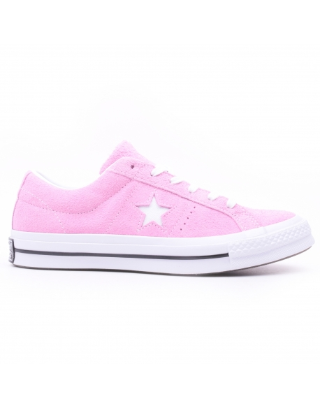 CONVERSE ONE STAR OX LIGHT ORCHID/WHIT