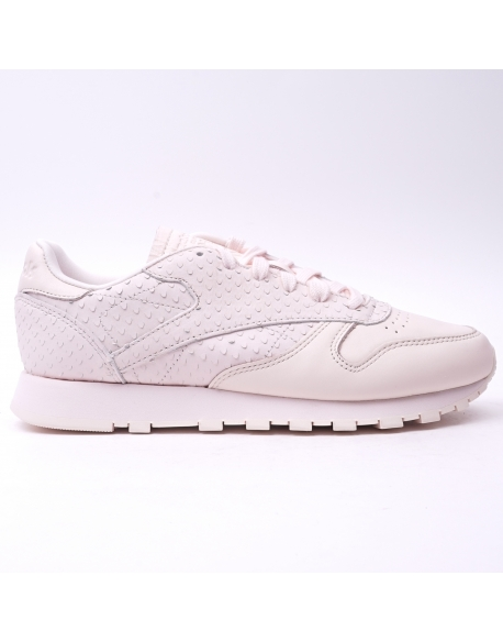 REEBOK CL LTHR IL LIGHT PINK