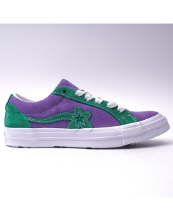 CONVERSE X GOLF LE FLEUR PURPLE HEART