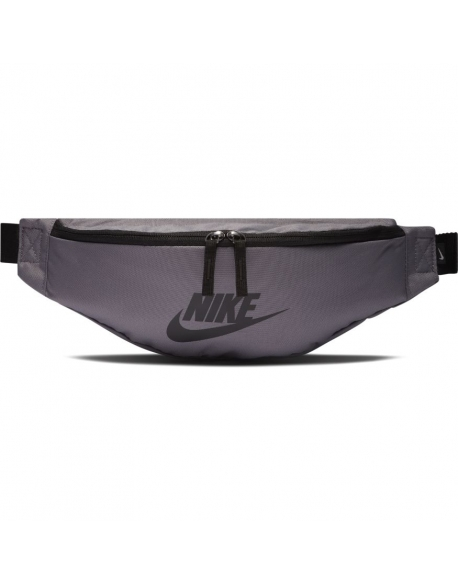 NIKE HERITAGE Waistbag Grey