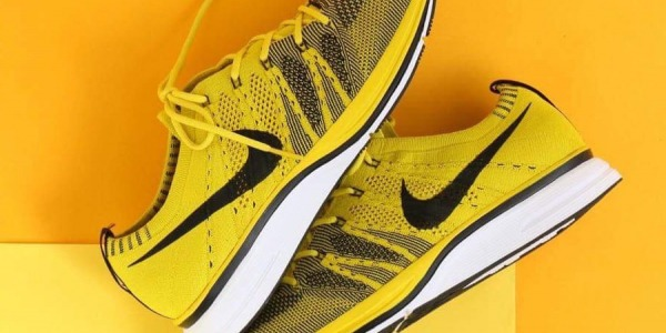Nike Flyknit Trainer 'Bright Citron'
